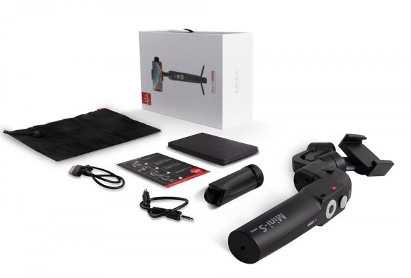 Moza Mini-S Essential gimbal pliabil pentru Smartphone 1