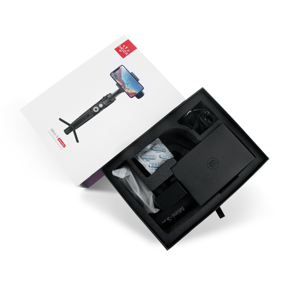 Moza Mini-S Essential gimbal pliabil pentru Smartphone 2