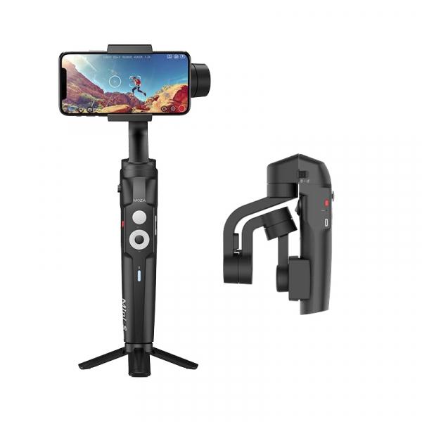 Moza Mini-S Essential gimbal pliabil pentru Smartphone 0