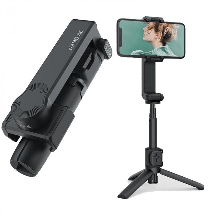Moza Nano-SE negru Stabilizator Selfiestick pentru smartphone [0]