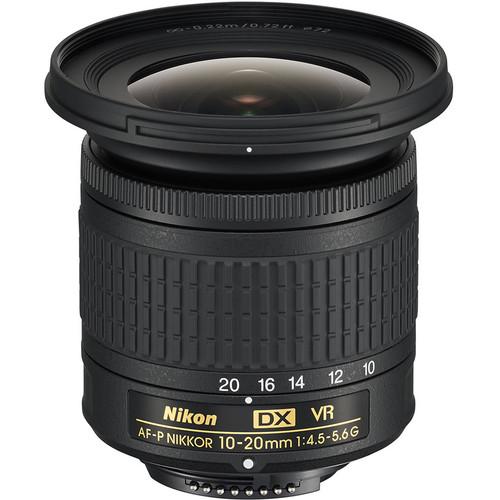 Nikon AF-P NIKKOR 10-20mm Obiectiv Foto DSLR F/4.5 - F/5.6G VR DX 0
