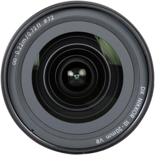 Nikon AF-P NIKKOR 10-20mm Obiectiv Foto DSLR F/4.5 - F/5.6G VR DX [1]