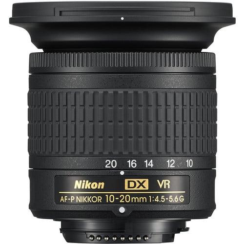 Nikon AF-P NIKKOR 10-20mm Obiectiv Foto DSLR F/4.5 - F/5.6G VR DX 2