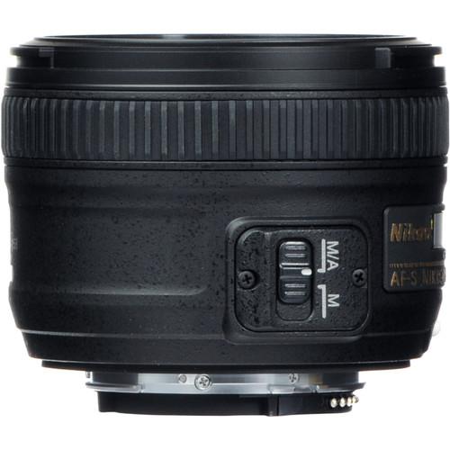 Nikon AF-S NIKKOR 50mm Obiectiv Foto DSLR f/1.8G 2