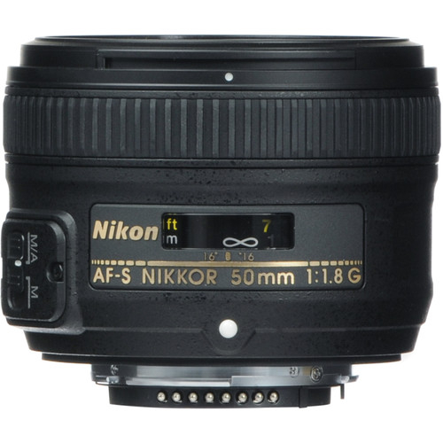 Nikon AF-S NIKKOR 50mm Obiectiv Foto DSLR f/1.8G 5
