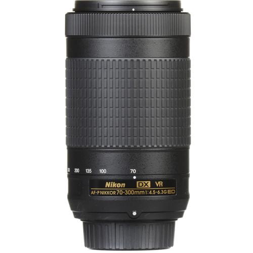 Nikon AF-P NIKKOR 70-300mm Obiectiv Foto DSLR f4.5-6.3G ED VR 4