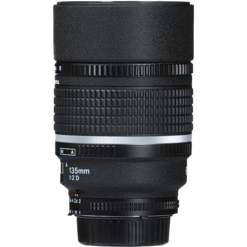 Nikon AF DC NIKKOR Obiectiv Foto DSLR 135mm f/2D 3