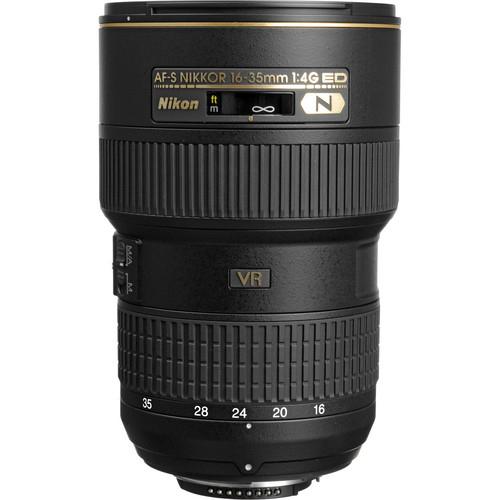 Nikon AF-S 16-35mm f/4G ED VR NIKKOR 2