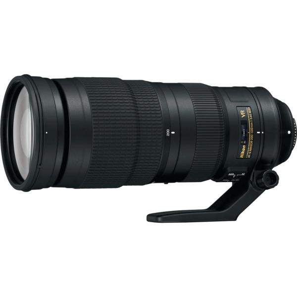 Nikon AF-S 200-500mm Obiectiv Foto DSLR F5.6E ED VR 1