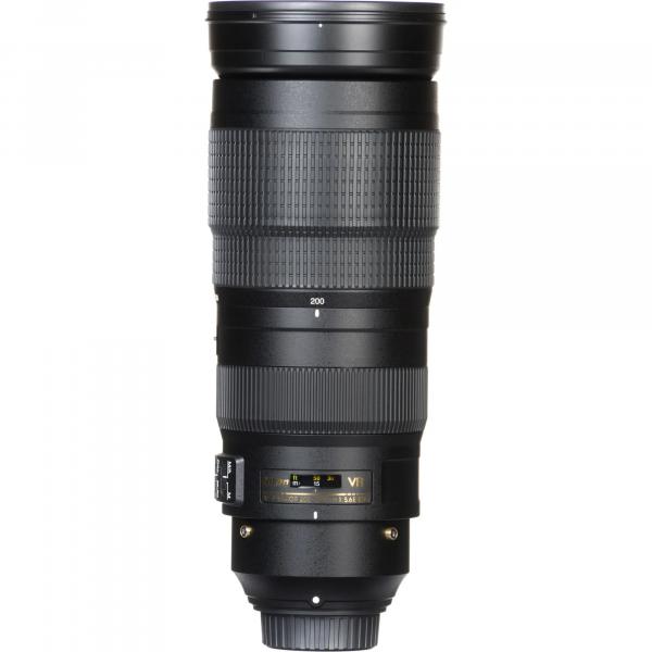 Nikon AF-S 200-500mm Obiectiv Foto DSLR F5.6E ED VR 0