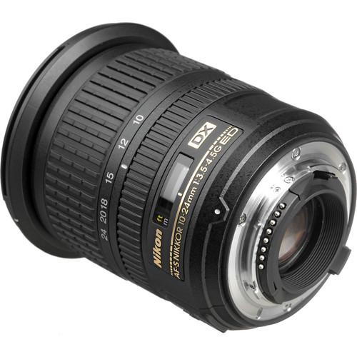 Nikon AF-S DX NIKKOR Obiectiv Foto DSLR 10-24mm f/3.5-4.5G ED 1