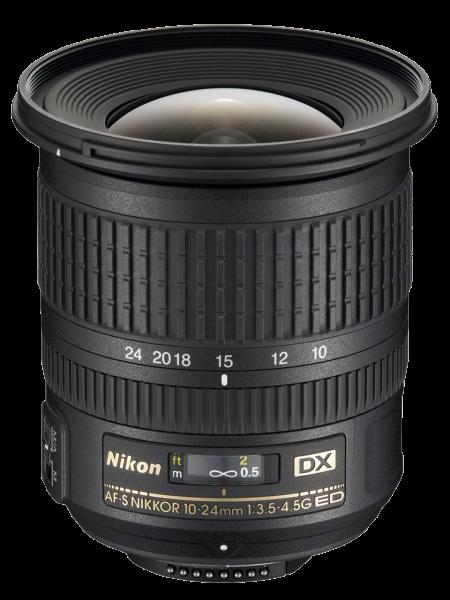 Nikon AF-S DX NIKKOR Obiectiv Foto DSLR 10-24mm f/3.5-4.5G ED 0