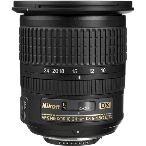Nikon AF-S DX NIKKOR Obiectiv Foto DSLR 10-24mm f/3.5-4.5G ED 2