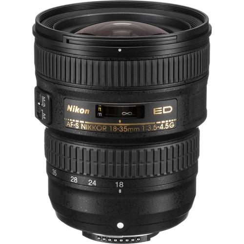 Nikon AF-S NIKKOR 18-35mm Obiectiv Foto DSLR f/3.5-4.5G ED [2]