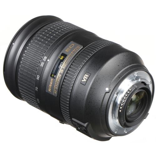 Nikon AF-S NIKKOR 28-300mm Obiectiv Foto DSLR f/3.5-5.6G ED VR 1