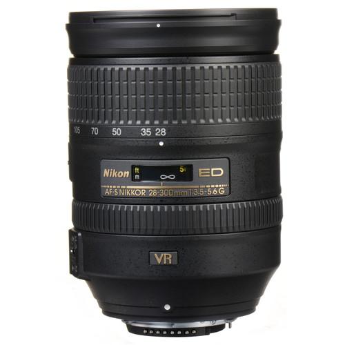 Nikon AF-S NIKKOR 28-300mm Obiectiv Foto DSLR f/3.5-5.6G ED VR [2]
