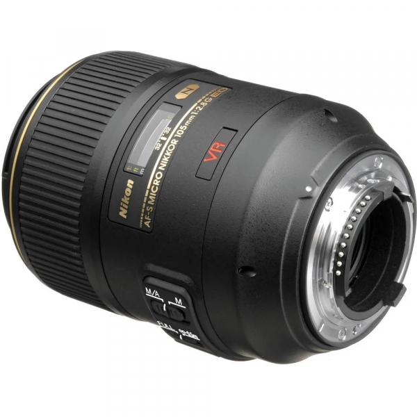Nikon AF-S VR MICRO NIKKOR Obiectiv Foto DSLR 105mm f/2.8G IF-ED [1]