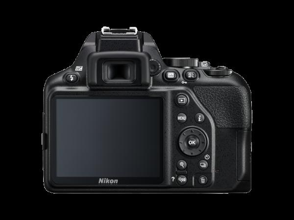 Nikon D3500 Aparat Foto DSLR DX Kit Obiectiv Nikkor AF-P 18-55mm VR 1