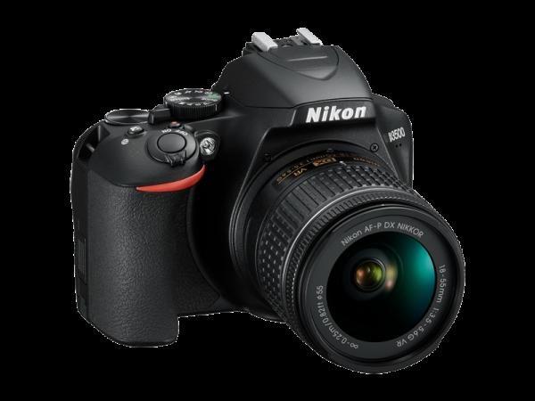 Nikon D3500 Aparat Foto DSLR DX Kit Obiectiv Nikkor AF-P 18-55mm VR 11
