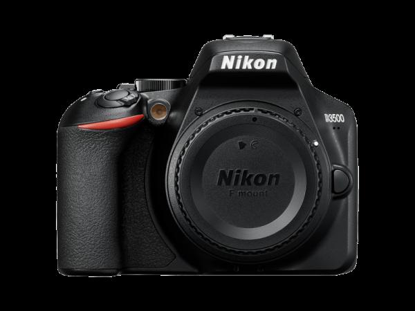 Nikon D3500 Aparat Foto DSLR DX Kit Obiectiv Nikkor AF-P 18-55mm VR 7