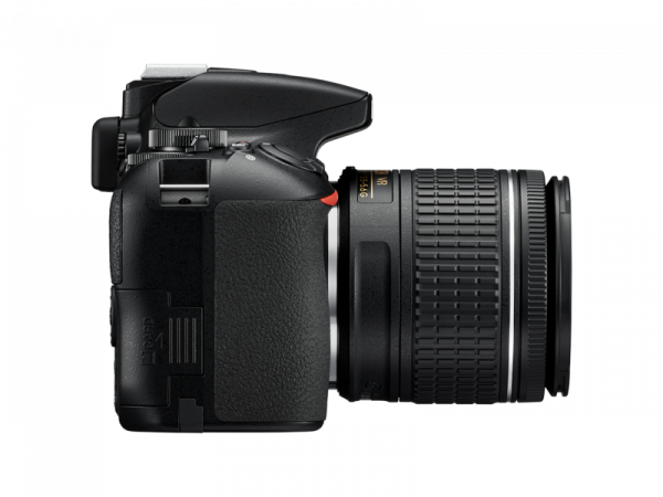 Nikon D3500 Aparat Foto DSLR DX Kit Obiectiv Nikkor AF-P 18-55mm VR 6