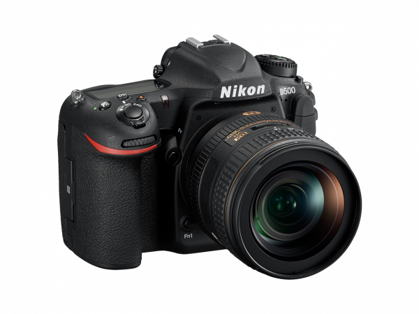 Nikon D500 Aparat Foto DSLR 20.9MP CMOS Kit cu Obiectiv 16-80mm, F2.8-4 VR AF-S DX