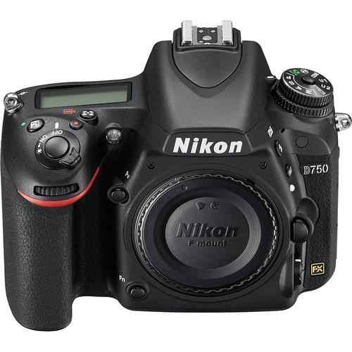 Nikon D750 Aparat Foto DSLR 24MP FX Body 5