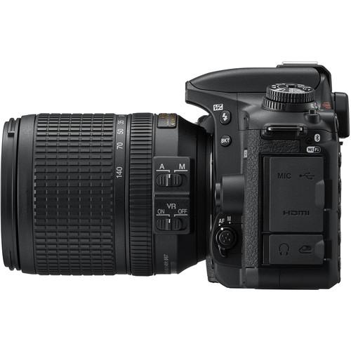 Nikon D7500 Aparat Foto DSLR DX Kit Obiectiv Nikkor 18-140mm f3.5-5.6 G ED VR [6]