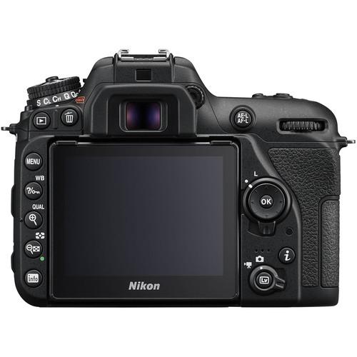 Nikon D7500 Aparat Foto DSLR DX Kit Obiectiv Nikkor 18-140mm f3.5-5.6 G ED VR [3]