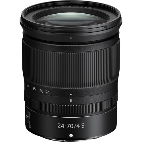 Nikon NIKKOR Z 24-70mm Obiectiv Foto Mirrorless f4 S [0]