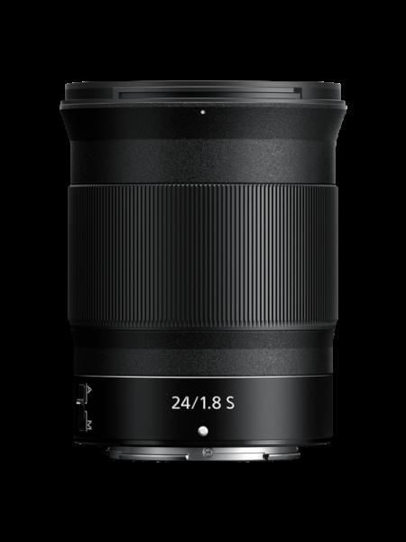 Nikon NIKKOR Z 24mm Obiectiv Foto Mirrorless f1.8 S [1]