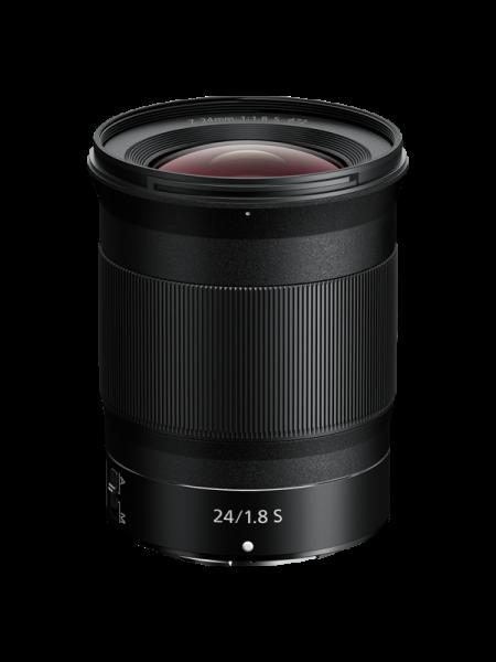 Nikon NIKKOR Z 24mm Obiectiv Foto Mirrorless f1.8 S [0]