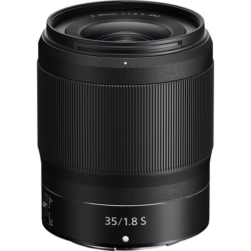 Nikon NIKKOR Z 35mm Obiectiv Foto Mirrorless f1.8 S 0