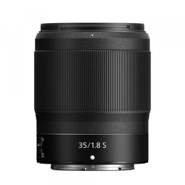 Nikon NIKKOR Z 35mm Obiectiv Foto Mirrorless f1.8 S 3