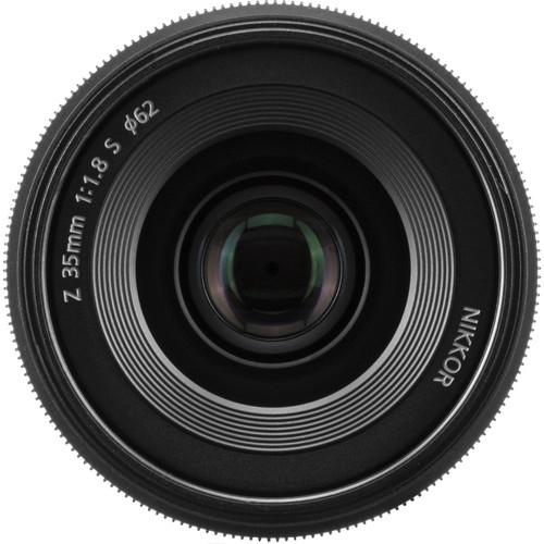 Nikon NIKKOR Z 35mm Obiectiv Foto Mirrorless f1.8 S 2
