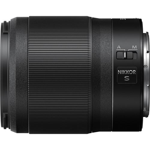 Nikon NIKKOR Z 35mm Obiectiv Foto Mirrorless f1.8 S 4