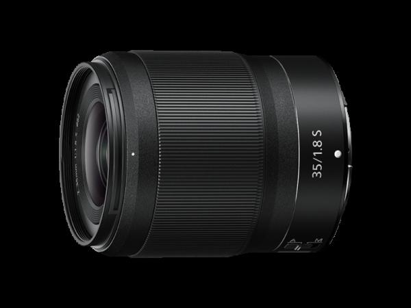 Nikon NIKKOR Z 35mm Obiectiv Foto Mirrorless f1.8 S 1