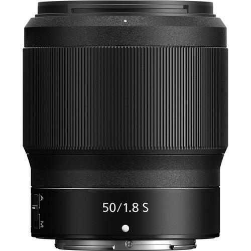 Nikon NIKKOR Z 50mm Obiectiv Foto Mirrorless f1.8 S 4