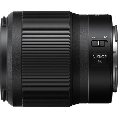 Nikon NIKKOR Z 50mm Obiectiv Foto Mirrorless f1.8 S 3