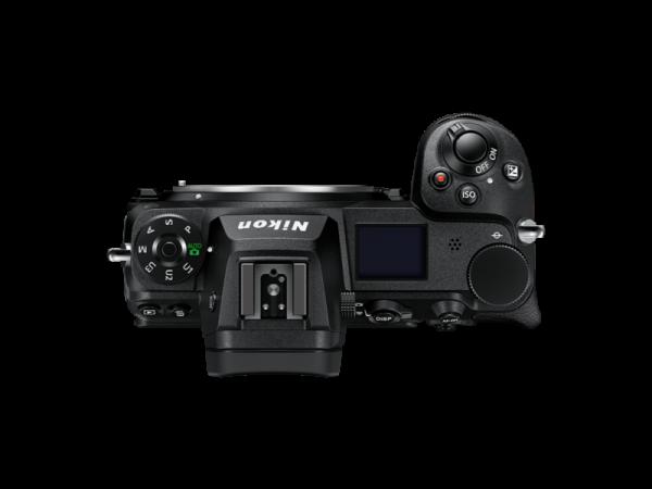 Nikon Z 6II Aparat Foto Mirrorless 24.5MP Kit cu Obiectiv 24-70mm F4 si Adaptor FTZ [6]