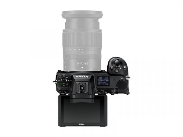 Nikon Z6 II Aparat Foto Mirrorless 24,5MP Video 4K Wi-Fi Body cu FTZ 5