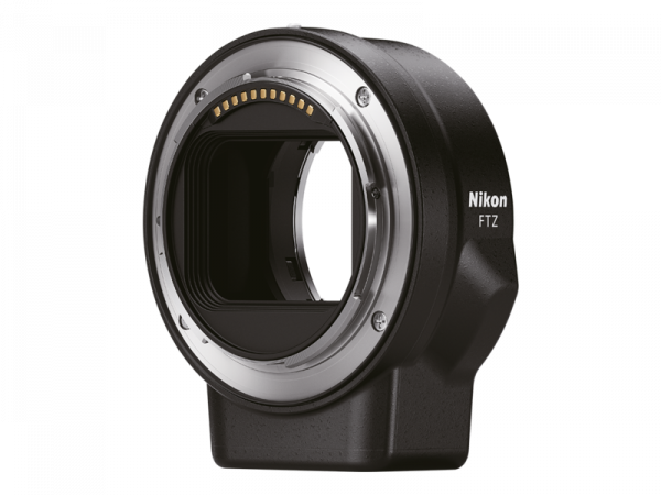 Nikon Z6 Mirrorless 24.5MP + FTZ 1