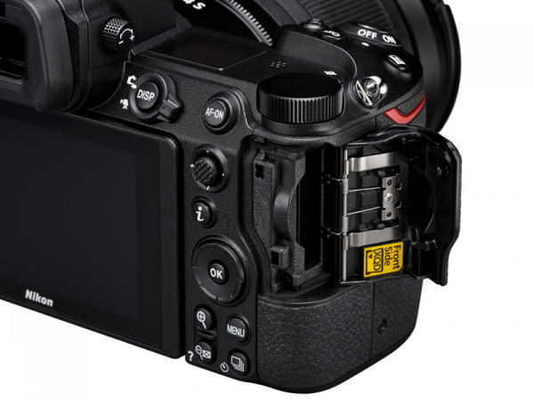 Nikon Z6 Mirrorless 24.5MP + FTZ 8