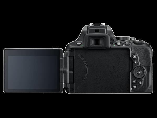 Nikon Aparat foto DSLR D5600 24.2MP Kit AF-P 18-55mm VR 3