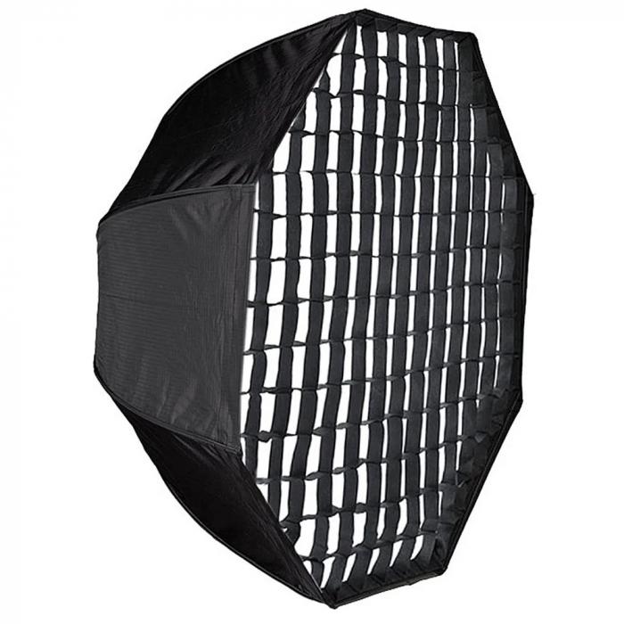 Octobox cu grid montura Bowens 95cm [0]