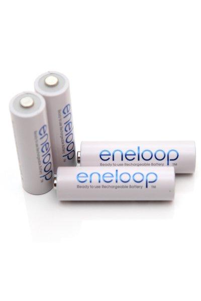 Panasonic Acumulatori Eneloop 4xAA 1900mAh baterii enelop 1