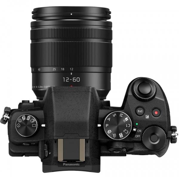 Panasonic Aparat Foto Mirrorless Lumix DMC-G80M  4K 16MP Wi-Fi Kit cu Obiectiv G Vario 12-60mm f/3.5-5.6 ASPH. Power O.I.S 3