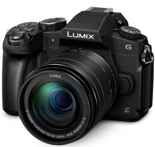 Panasonic Aparat Foto Mirrorless Lumix DMC-G80M  4K 16MP Wi-Fi Kit cu Obiectiv G Vario 12-60mm f/3.5-5.6 ASPH. Power O.I.S 1