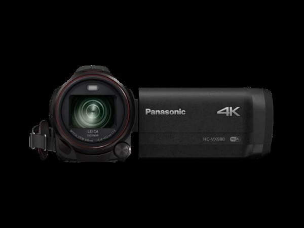 Panasonic HC-VX980 Camera video cu filmare 4K 2