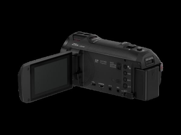 Panasonic HC-VX980 Camera video cu filmare 4K 3